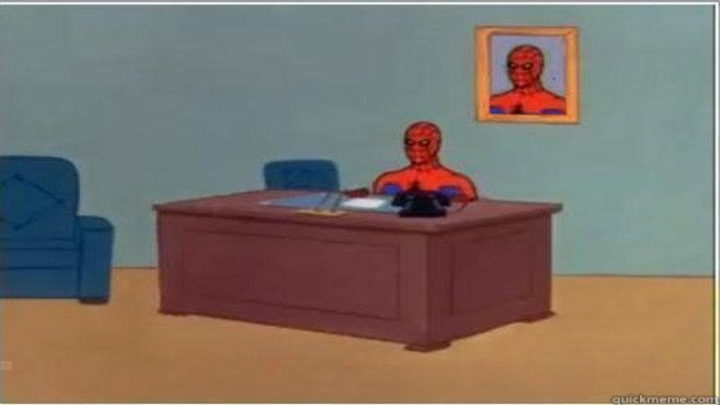 That Is Not A Meme Memegeneratornet That Is Not A Meme Spiderman