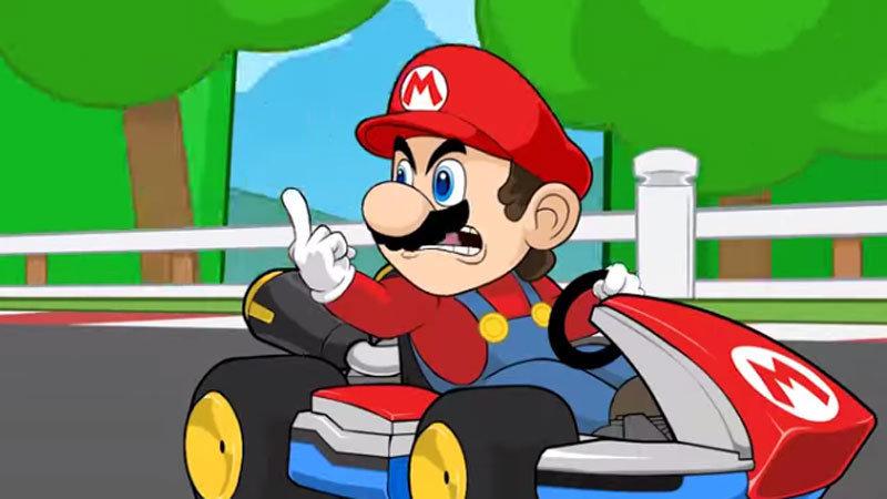 Racist Mario Know Your Meme