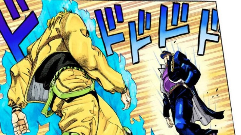 Oh You Re Approaching Me Jojo Approach Know Your Meme