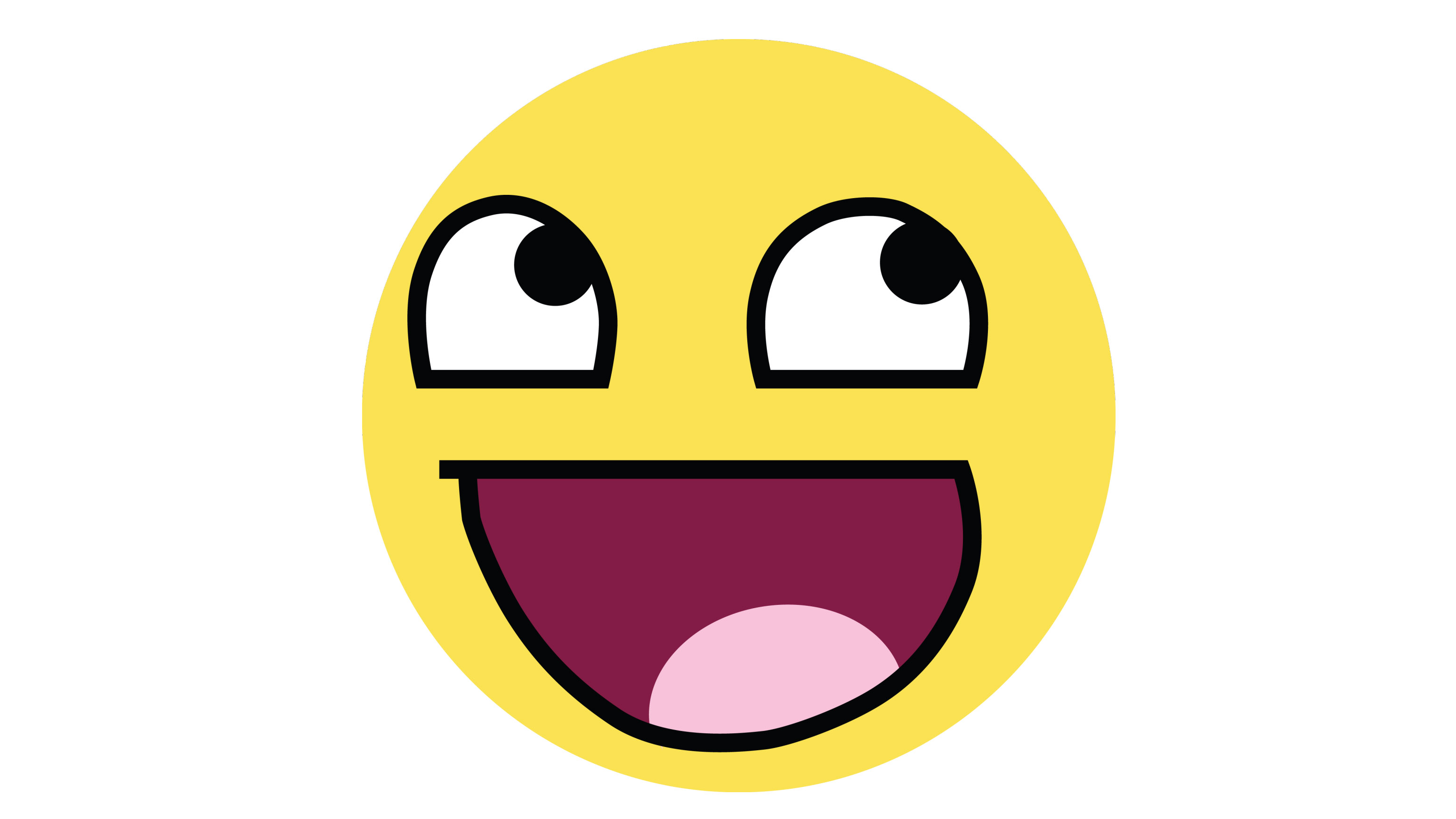 Awesome Face Epic Smiley Know Your Meme