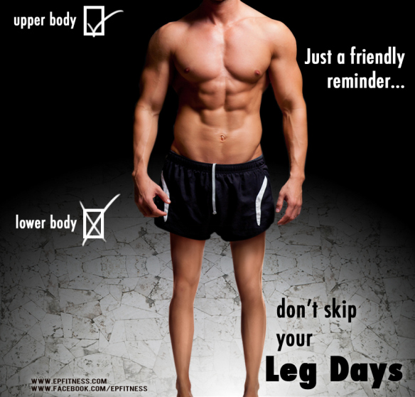 Skipping Leg Day Know Your Meme