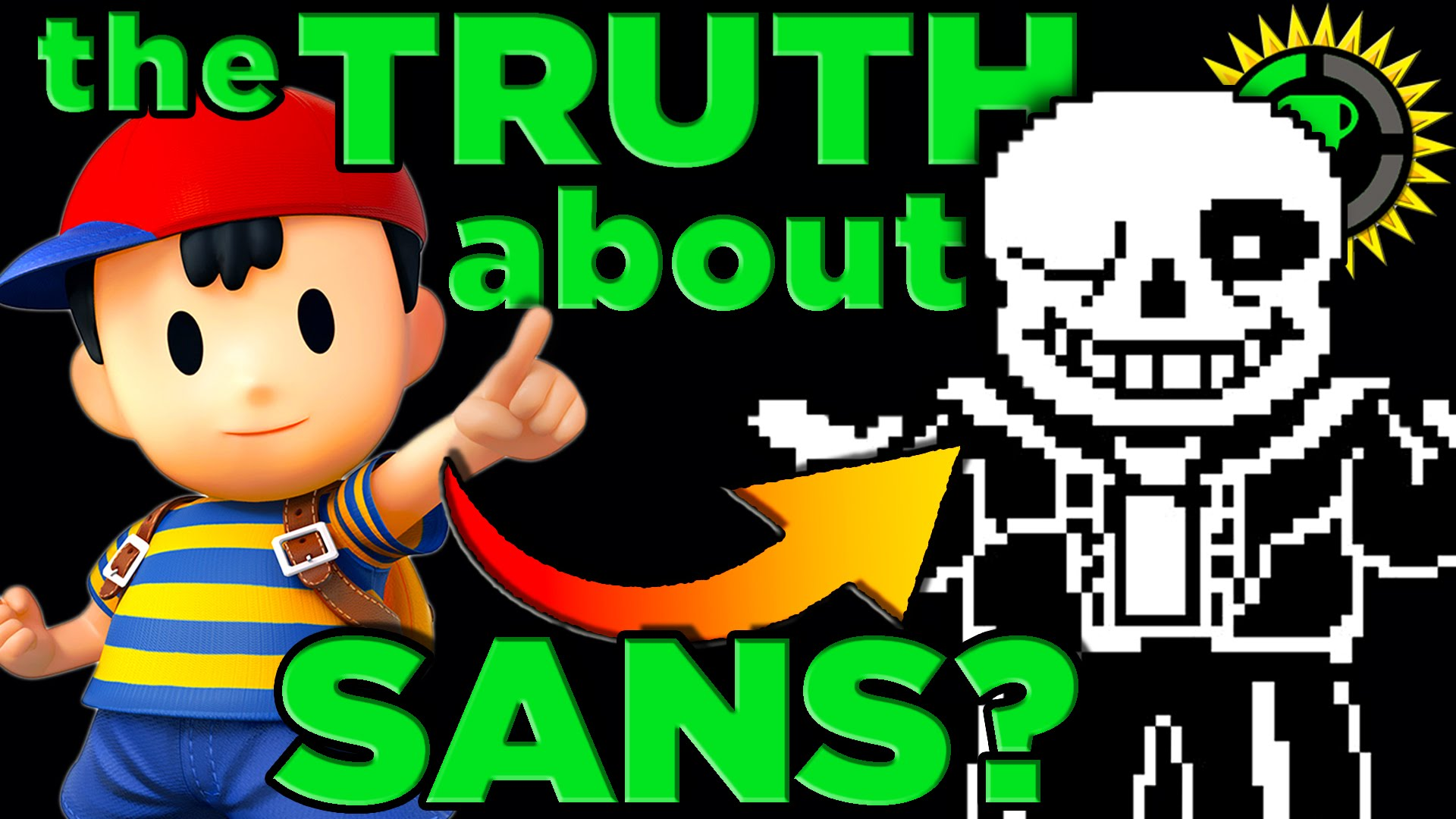 The Truth About Sans Sans Is Ness Know Your Meme