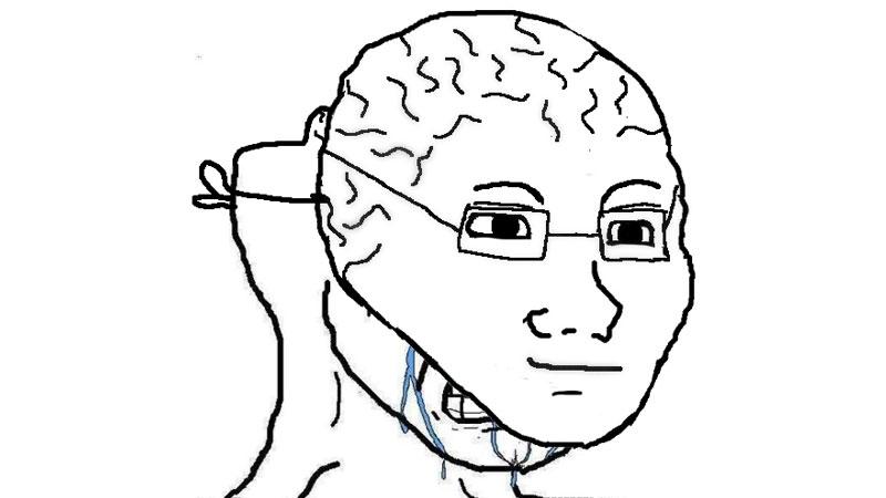 C Wow Another Wojak To Spam V Thanks R4chan Wojak Brain Meme Boxing Gloves Wwwtopsimagescom 4chan Meme On Me Me