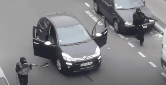 2015 Charlie Hebdo Terrorist Attack