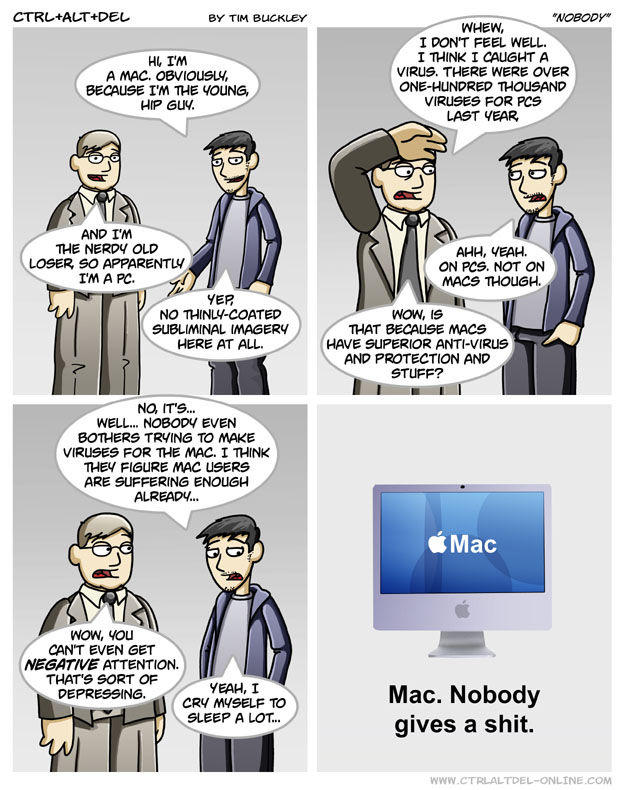 Image 27642 Mac Vs Pc Know Your Meme