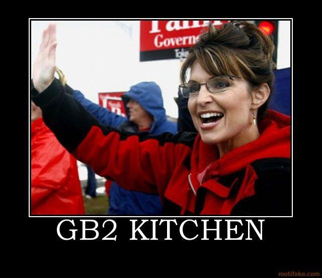 Gb2 Kitchen Get Back In The Kitchen Know Your Meme