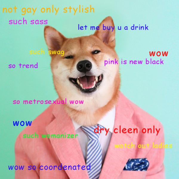 Such Swag Doge Know Your Meme