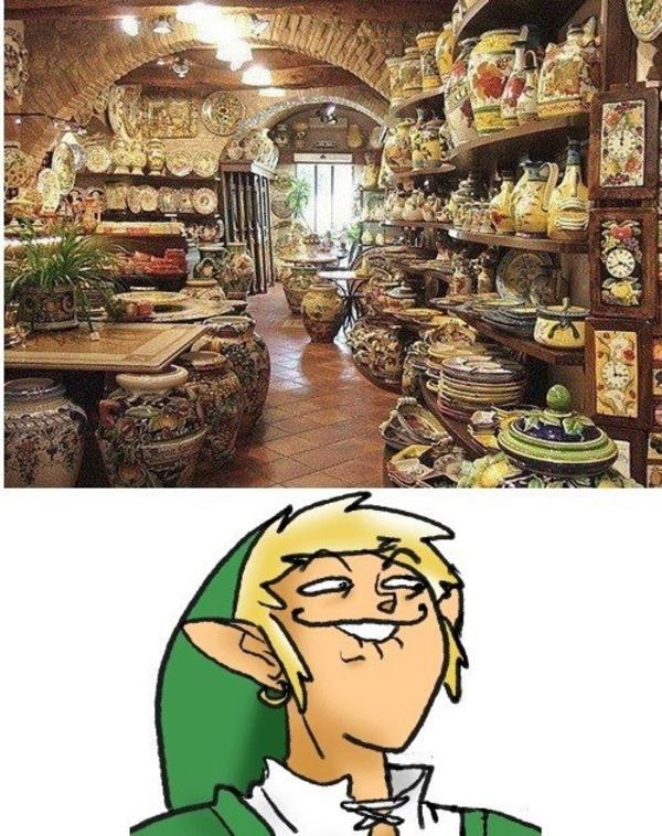 All Those Pots Link Know Your Meme