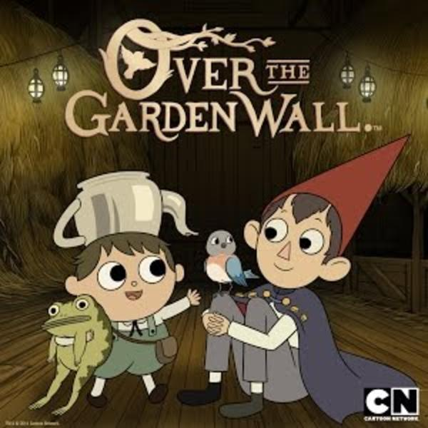 over the garden wall poster over the
