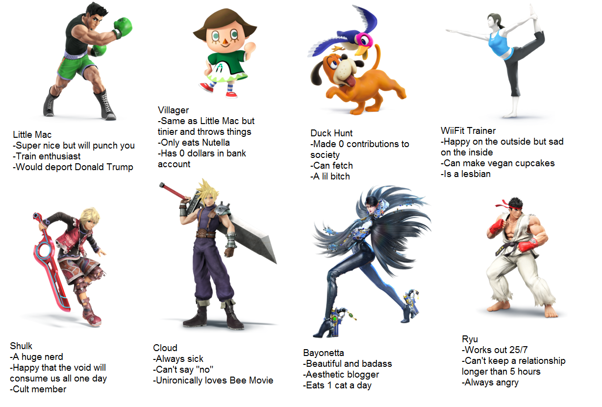 Sm4sh Tag Yourself Tag Your Friends Know Your Meme