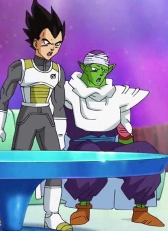 Quality Piccolo And Vegeta Dragon Ball Super Quality Controversy