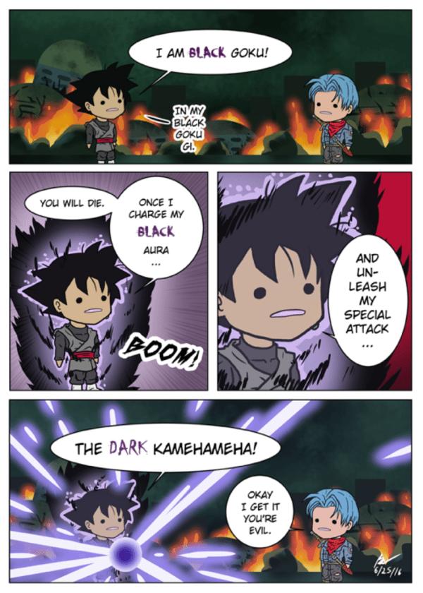 Dumb Dragonball Super Dragon Ball Know Your Meme