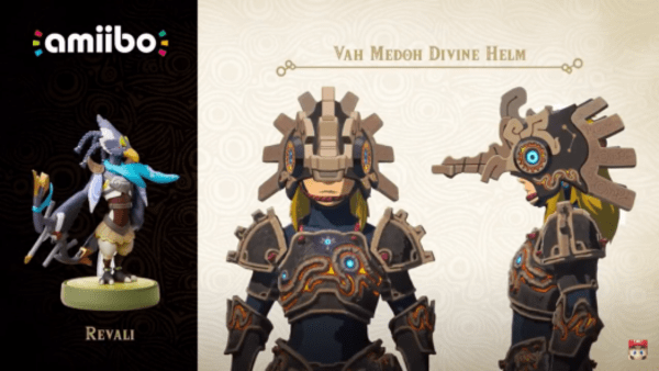 Vah Medoh Divine Helm The Legend Of Zelda Breath Of The Wild