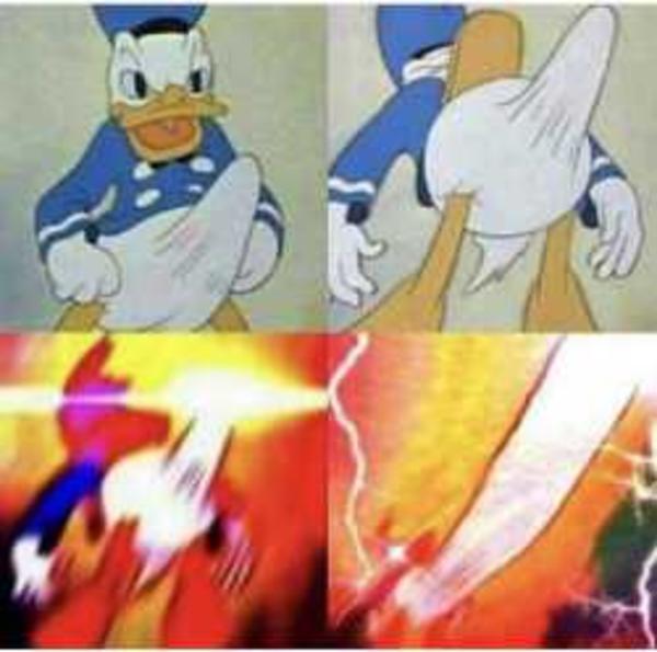 Donald Duck Wake Up Meme Generator
