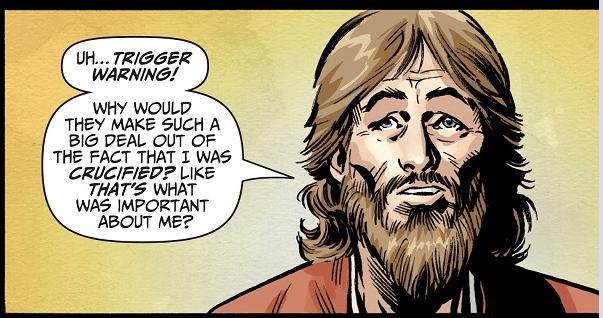 Jesus Hates Crosses Jesus Know Your Meme