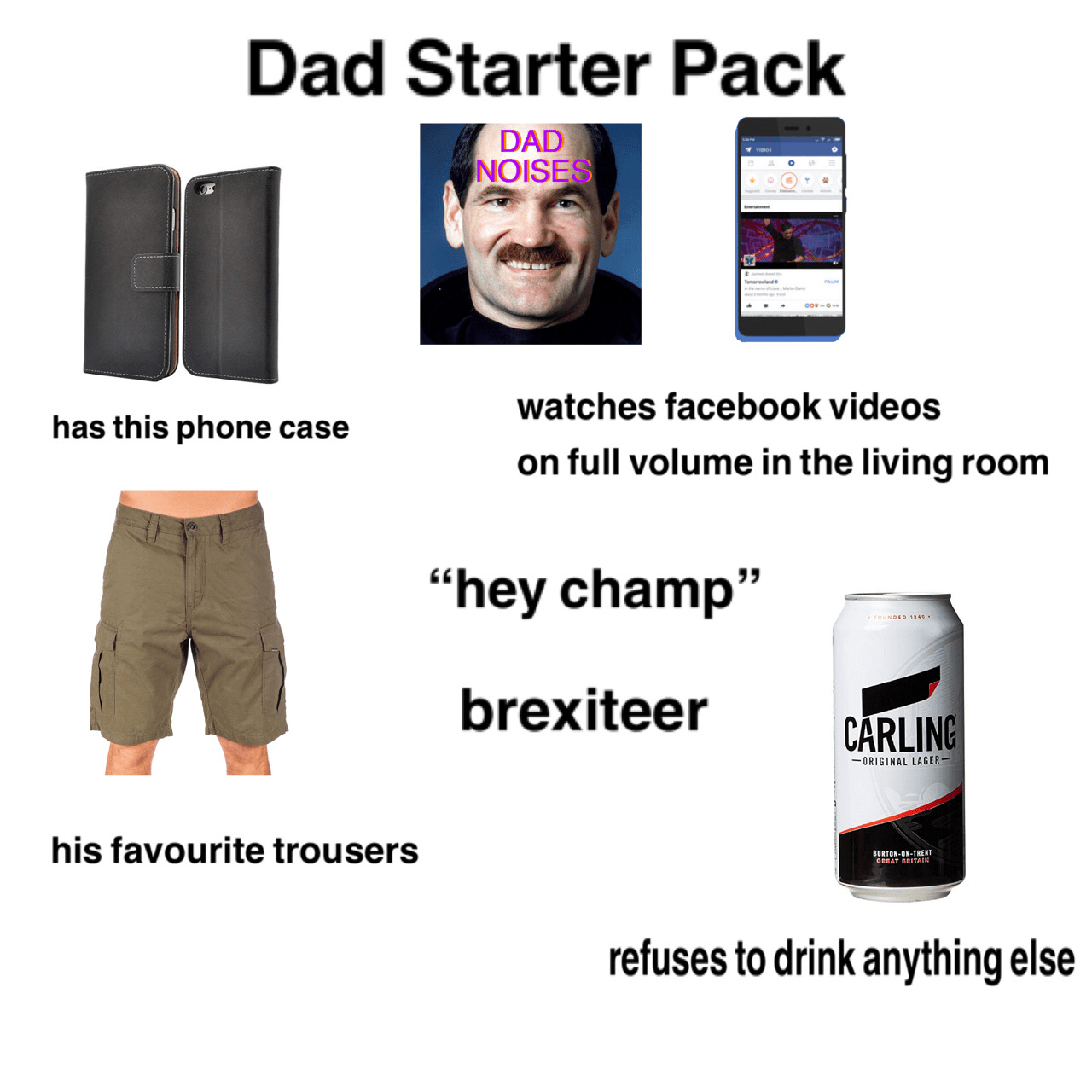 20 Starter Pack Memes That Are Dead On Funny Gallery