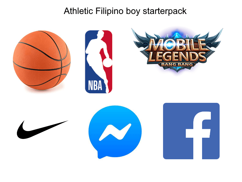My Personal Growing Up Filipino In The United States Starterpack