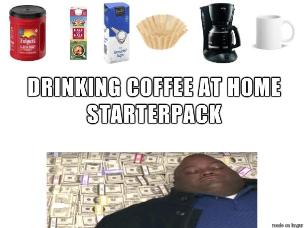 Morning Starter Starterpack R Starterpacks Starter Packs