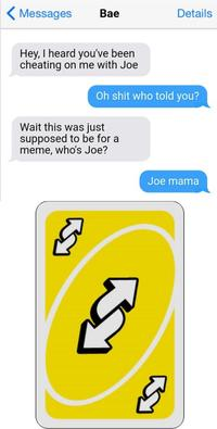 Uno Reverse Card Image Gallery List View Know Your Meme