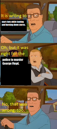 Is This Shaun Of The Dead Meme Mocking Real Ohio Protesters