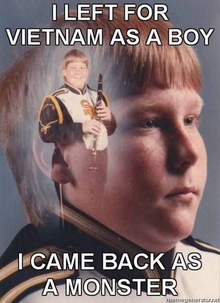 Ptsd Clarinet Boy Know Your Meme