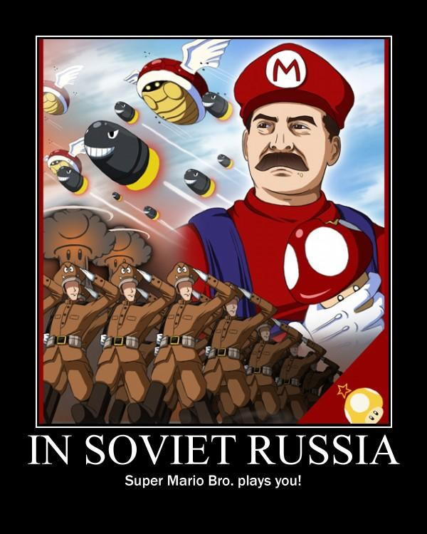 Image 136769 In Soviet Russia Know Your Meme