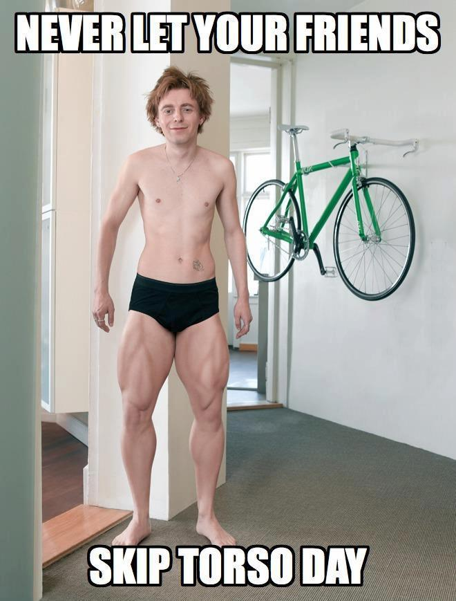 Image result for guys who just do legs meme