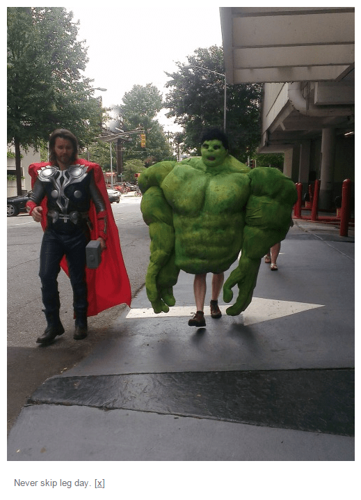 Never Skip Leg Day Skipping Leg Day Know Your Meme