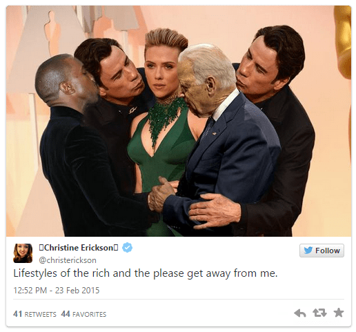 Creepy John Travolta Know Your Meme