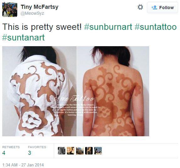 Sunburnart Know Your Meme