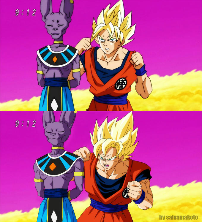 Dragon Ball Super Quality Controversy Know Your Meme