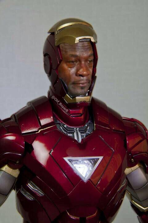 What S The Deal With Crying Jordan Youtube