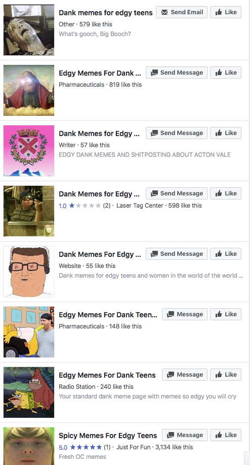 Dank Memes For Edgy Teens Know Your Meme
