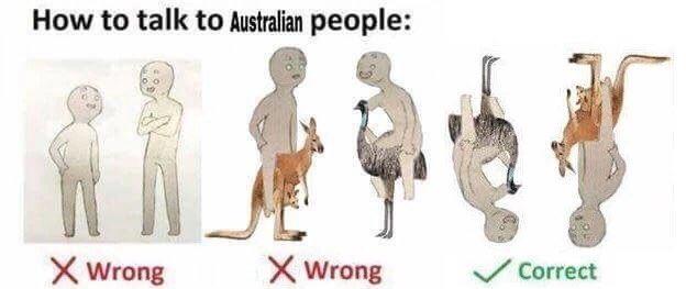 Don T Get The Australia Upside Down Meme Peterexplainsthejoke