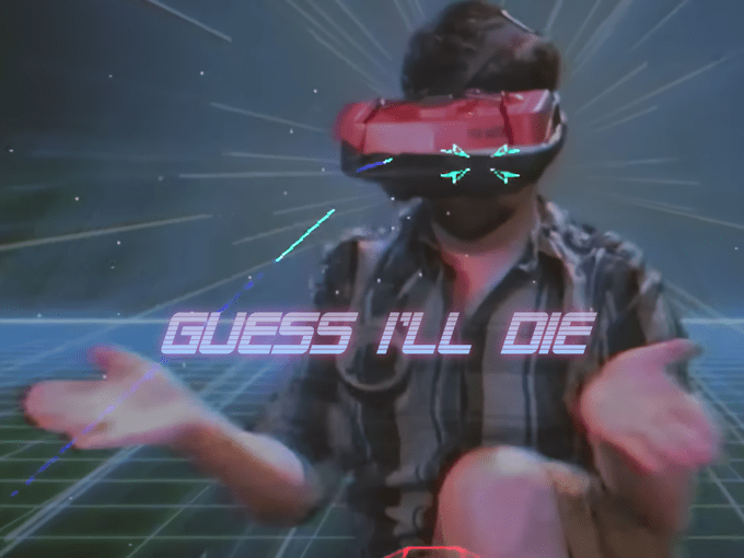 Vr Jon Guess I Ll Die Know Your Meme
