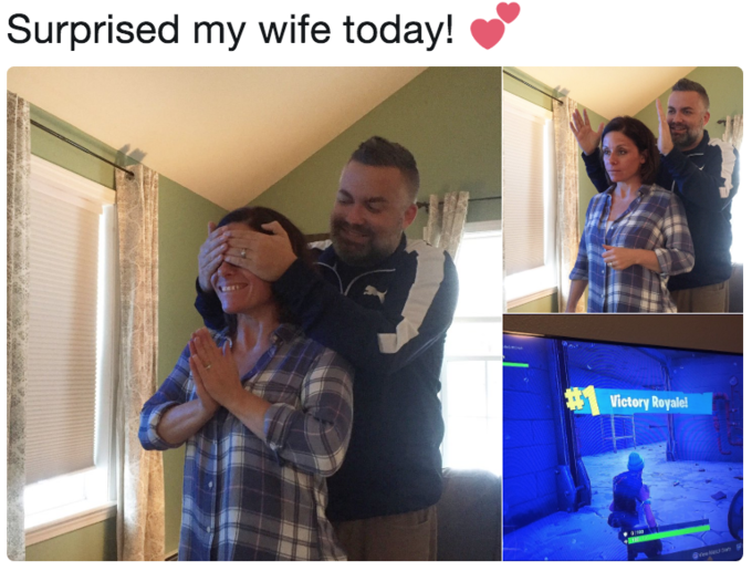 Surprised My Wife Today | Know Your Meme