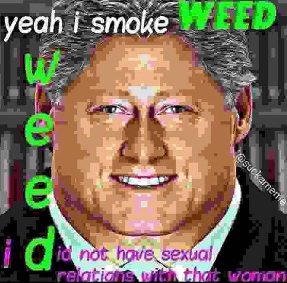 Bill Clinton I Did Not Have Sexual Relations With That Woman
