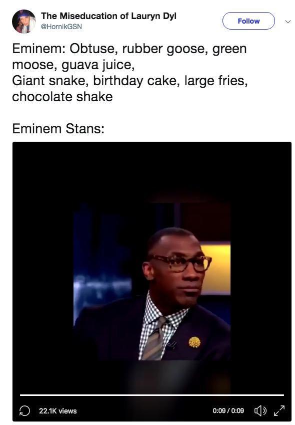 Eminem Oddparents Eminem Lyrics Parodies Know Your Meme
