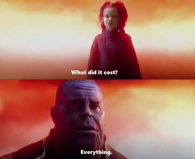 15 New Infinity War Memes That Even Put A Smile On Thanos Face