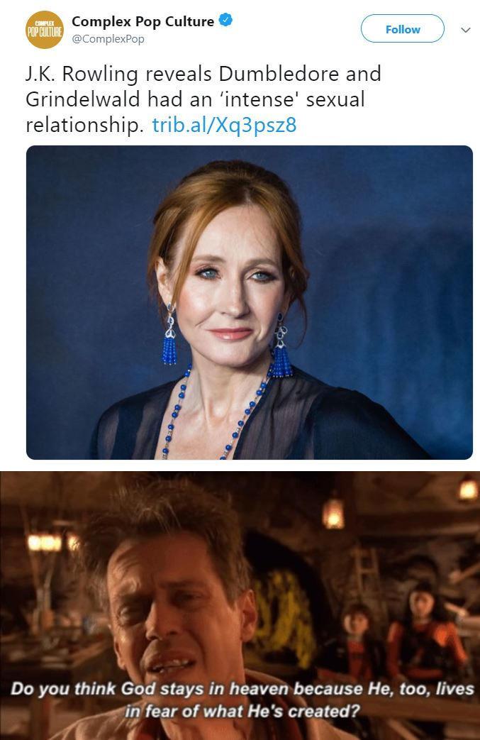 Buon Compleanno A Jk Rowling Che Oggi Compie 52 Anni