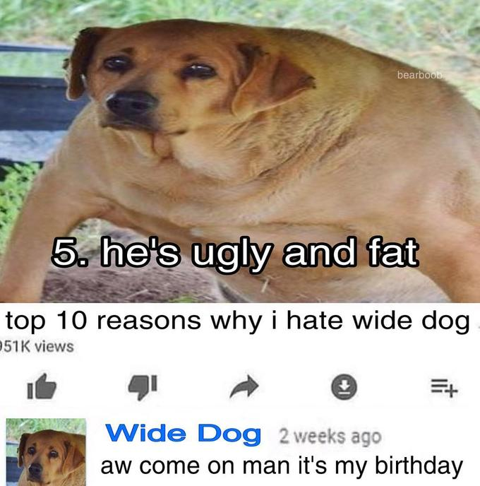 Big Dog Small Dog Meme Generator Imgflip
