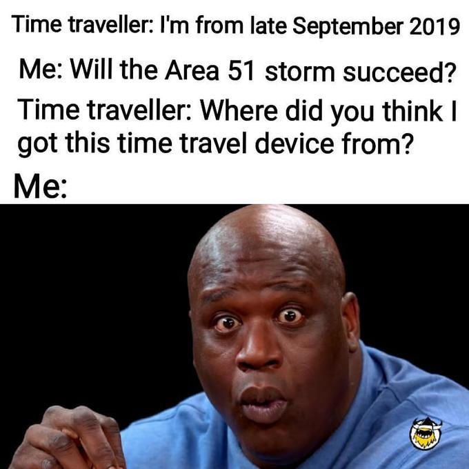 Time Traveler Conversation Know Your Meme