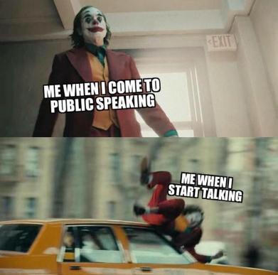 Image result for joker hit by car meme