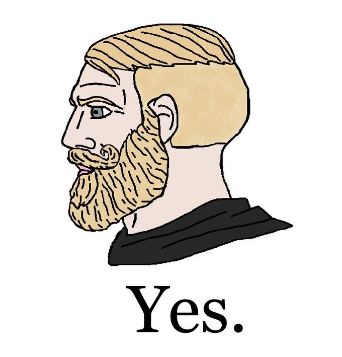 Explore Best Yes Chad Art On Deviantart