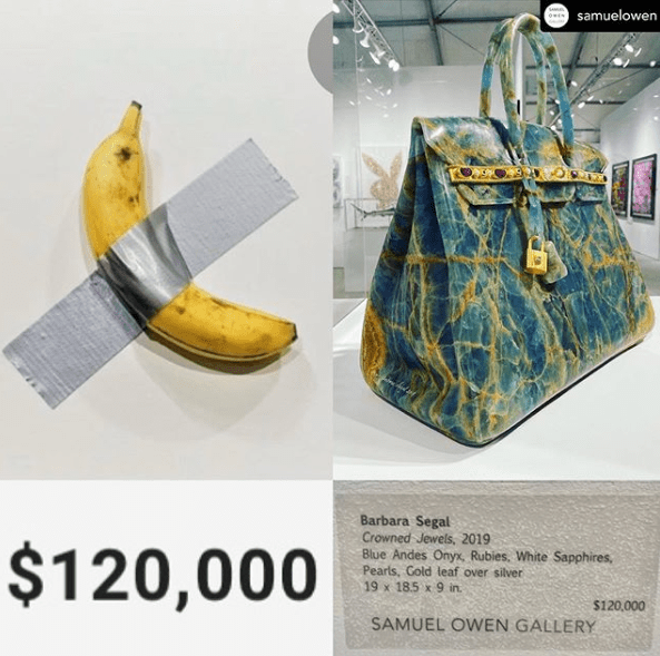Duct Tape Banana Know Your Meme