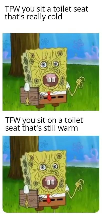 There Really Is No Middle Ground R Bikinibottomtwitter