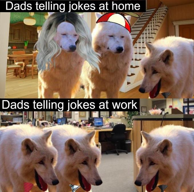 Laughing Wolves Know Your Meme