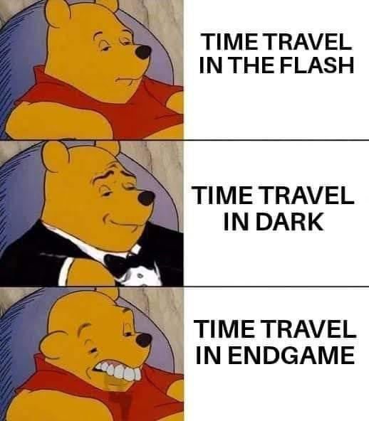 Time Travel Tuxedo Winnie The Pooh Know Your Meme