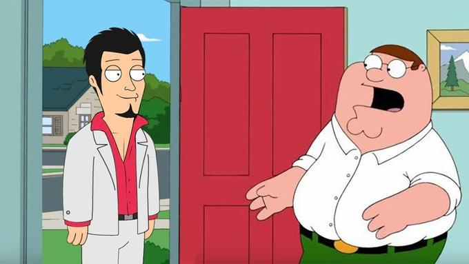 Family Guy Cartoon Animated cartoon Animation
