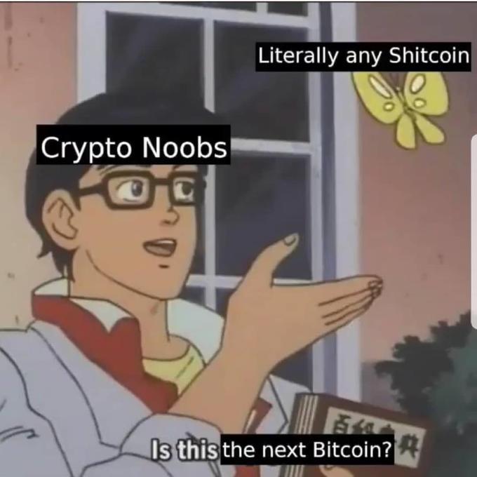 Literally any Shitcoin Crypto Noobs Is this the next Bitcoin? Finger Animation Animated cartoon Thumb Gesture Cartoon Pleased Fiction
